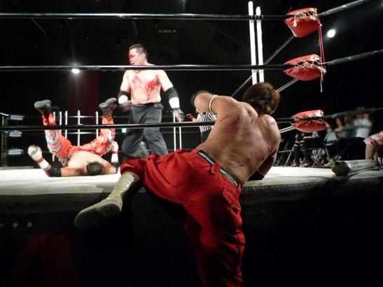 大日本プロレス2012・5・27名古屋 (7)