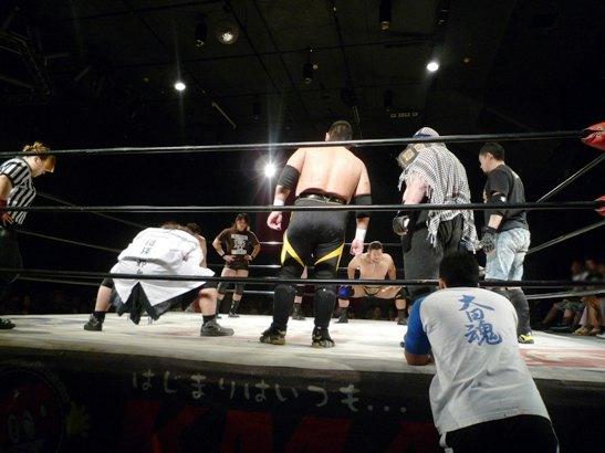 大日本プロレス2012・5・27名古屋 (11)