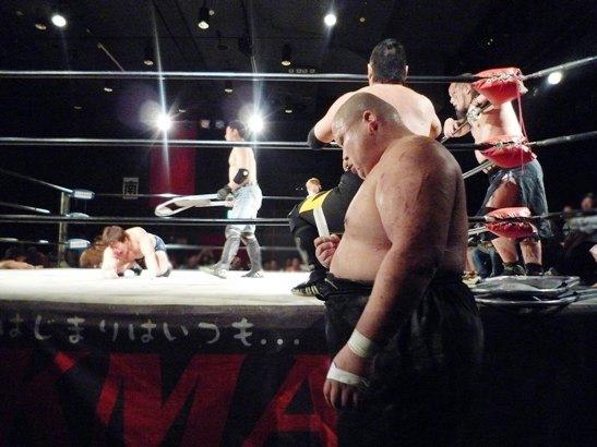 大日本プロレス2012・5・27名古屋 (12)