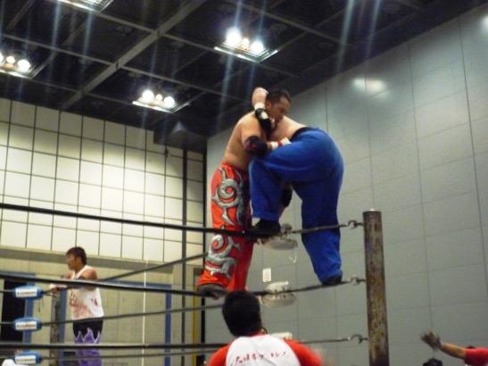 2012・7・20大日本プロレス(アクト)&白木屋 (5)