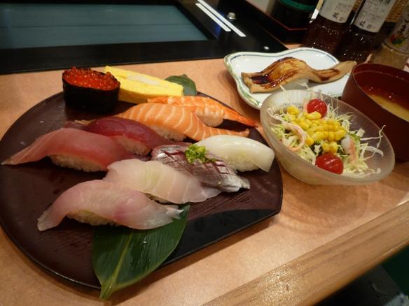 魚河岸寿司1207②