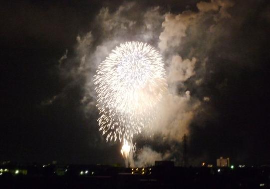 2012三ヶ日花火 (1)