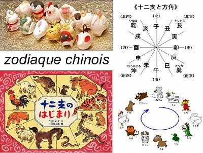 Zodiaque chinois 01
