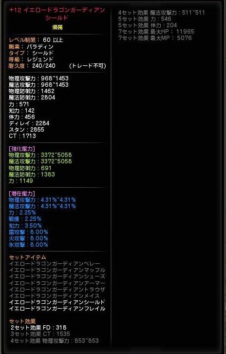 YDL盾12
