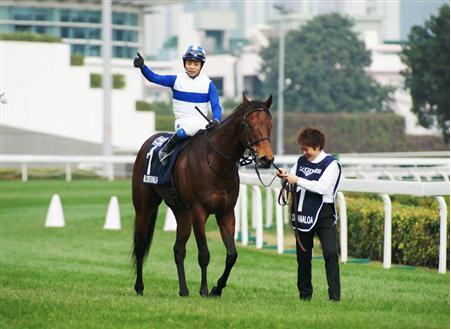 【競馬引退】ロードカナロアの引退式を1月13日(祝・月)に京都で開催