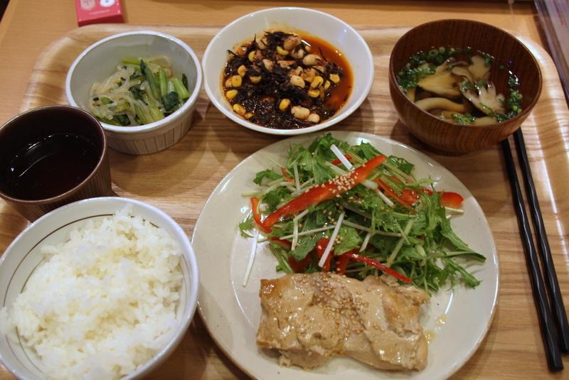 ■ 丸の内 タニタ食堂