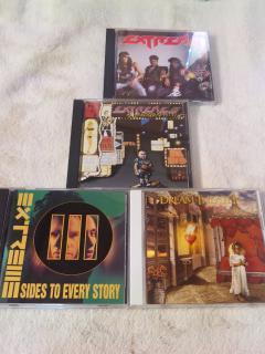 エクストリーム&ドリームシアターの中古CD