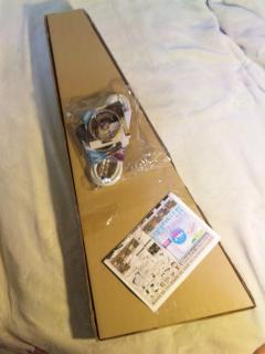 プレイテック激安エレキギターST250の箱と他