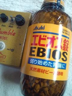 エビオス錠膨満感におすすめ
