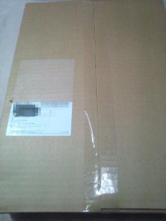 サンワダイレクトから箱が届いた
