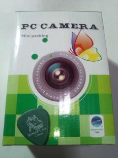 WEBカメラの箱