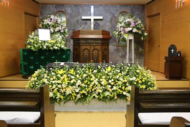 花祭壇 2