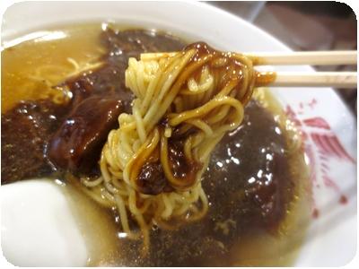 咖喱湯麺(カレーそば)