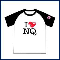 I LOVE NQ(アイ・ラブ・ニクキュウ)ラグラン