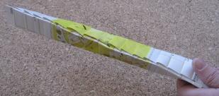 リース型紙マラカス 作り方6