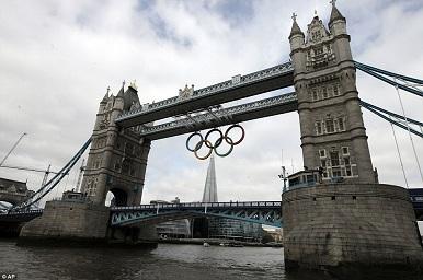 オリンピック一色