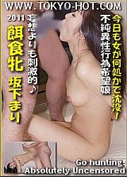 餌食牝 k0619 坂下まり
