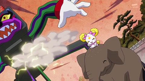 【スマイルプリキュア!】第33話「映画村で時代劇でござる!?の巻!」