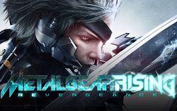 Xbox360 日本語版 MGRR メタルギア ライジング リベンジェンス 諸事情で国内発売中止 PS3のみ