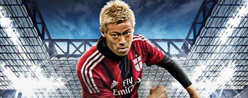 【PES2015】ウイニングイレブン2015 ACミラン本田圭佑のゴールを再現したウイイレトレーラ公開 動画あり