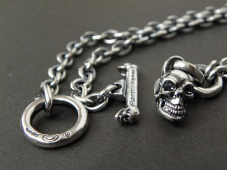 gaboratory,gabor,silver,necklace,skull,ガボラトリー,ガボール,ネックレス,シルバー,スカル