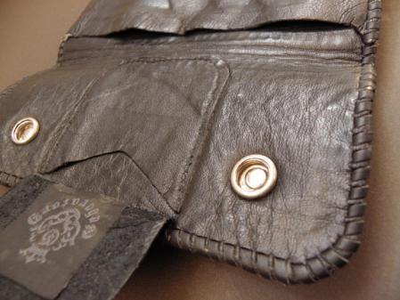 gaboratory,gabor,silver,wallet,van amburg,repair,ガボラトリー,ガボール,シルバー,ウォレット,リペアー,アンヴァーグ