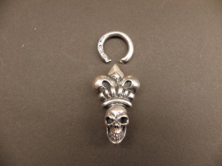 Gaboratory,Gabor,Silver,Cross,key,Skull,ガボラトリー,ガボール,シルバー,キーリング,スカル,クロス