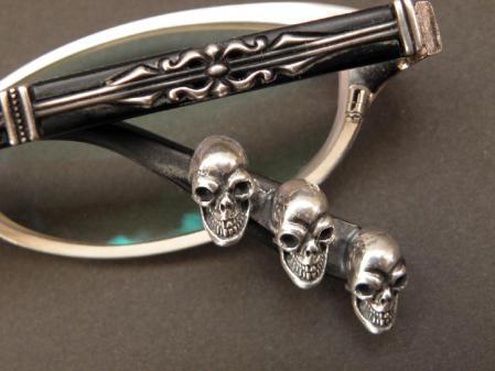 gaboratory,gabor,silver,skull,special,order,ガボラトリー,ガボール,シルバー,眼鏡,スペシャルオーダー