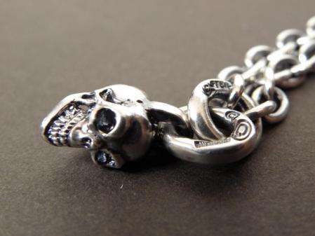 gaboratory,gabor,silver,necklace,skull,ガボラトリー,ガボール,ネックレス,シルバー,スカル
