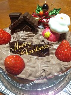 クリスマス 2013 生チョコ