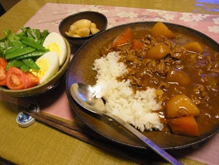 6カレーライス定食