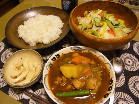 5スープカレー定食