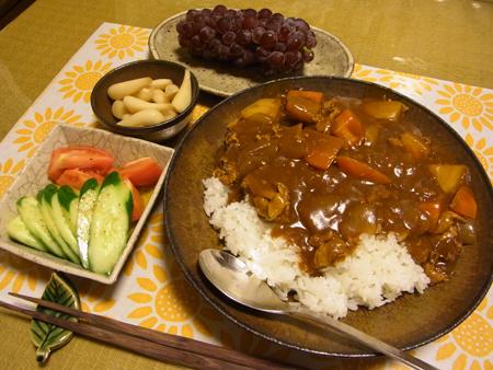 5カレーライス定食