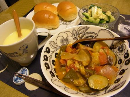 5ラタトゥイユ定食
