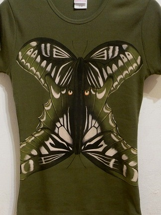 アゲハの求愛 Tシャツ 20128131