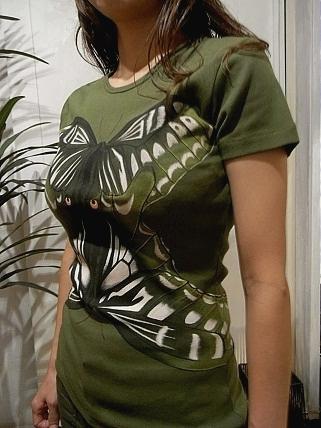 アゲハの求愛 Tシャツ 20128132