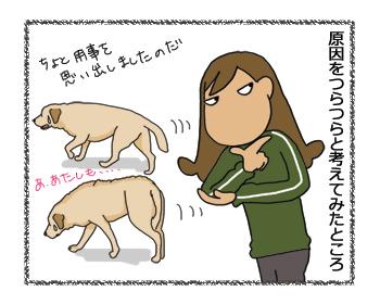 羊の国のラブラドール絵日記シニア!!4コマ解決ミステリー3