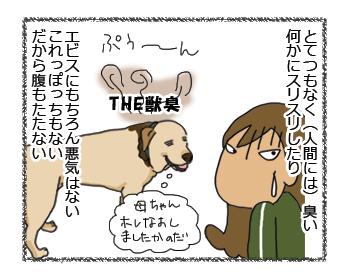 羊の国のラブラドール絵日記シニア!!ちょっと、何?3