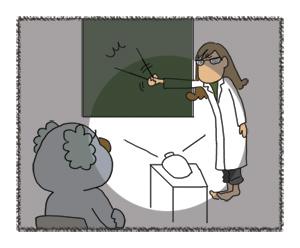 羊の国のラブラドール絵日記シニア!!クイズ答え合わせ3