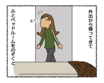 羊の国のラブラドール絵日記シニア!!「シンデレラの靴」漫画1