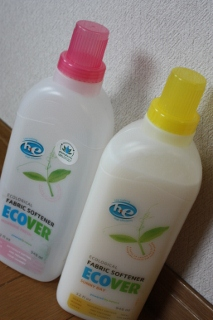 Ecover, Ecological Fabric Softener