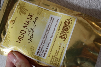 Honeymark, Mud Mask with Manuka Honey, 5 oz (142 g)