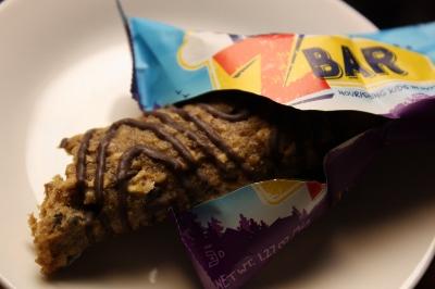 Clif Bar, Clif Kid, Organic Z Bar, Chocolate Chip, 18 Bars, 1.27 oz (36 g) Per Bar