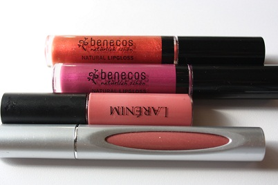 Benecos, Natural Lipgloss, Berry, 5 ml
