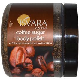 Isvara Organics, Coffee Sugar Body Polish, 12 oz (355 ml)