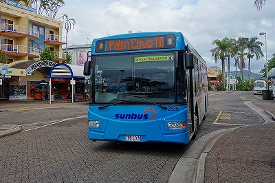 ケアンズ・サンバス110系統