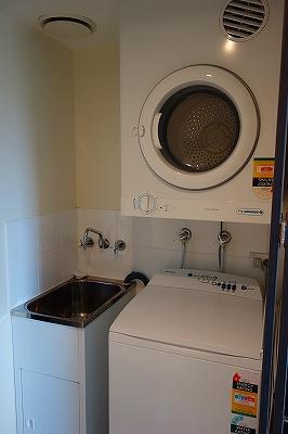 マントラ・トリロジー・ケアンズの洗濯機