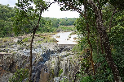 キュランダ・スカイレール・バロン滝