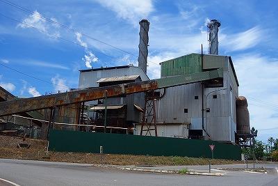 ケアンズ砂糖工場