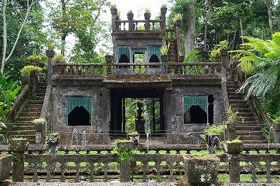 パロネラパーク古城